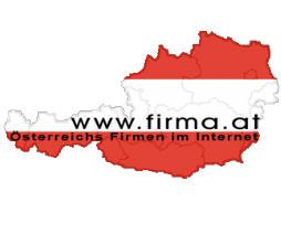 Logo und Webseite firma.at