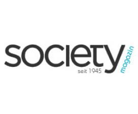 Logo und Webseite Society